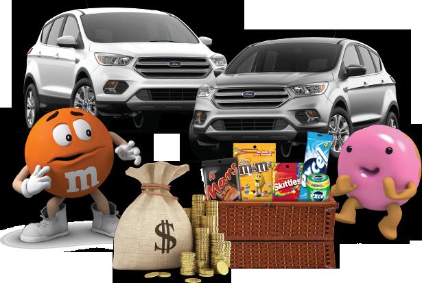 Participez au concours Maxi Gagnez Un Ford Escape
