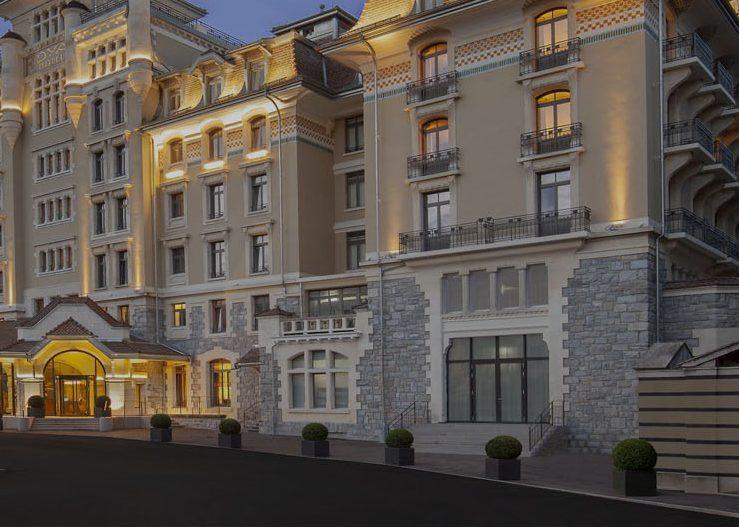 1 séjour pour 2 personnes à l'hôtel Royal Savoy