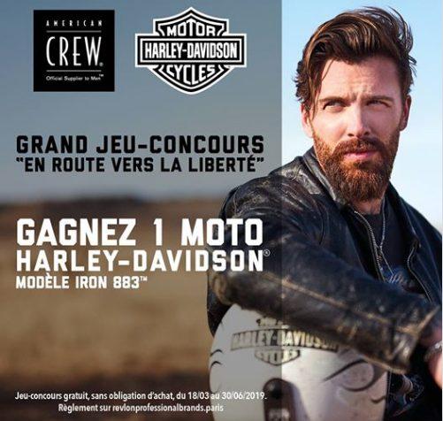 1 moto Harley-Davidson