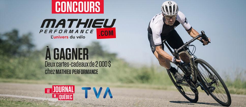 Concours Mathieu Performance