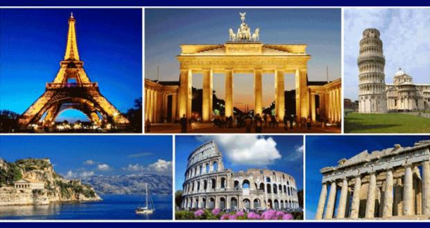 Gagnez un voyage de 30 jours pour deux en Europe