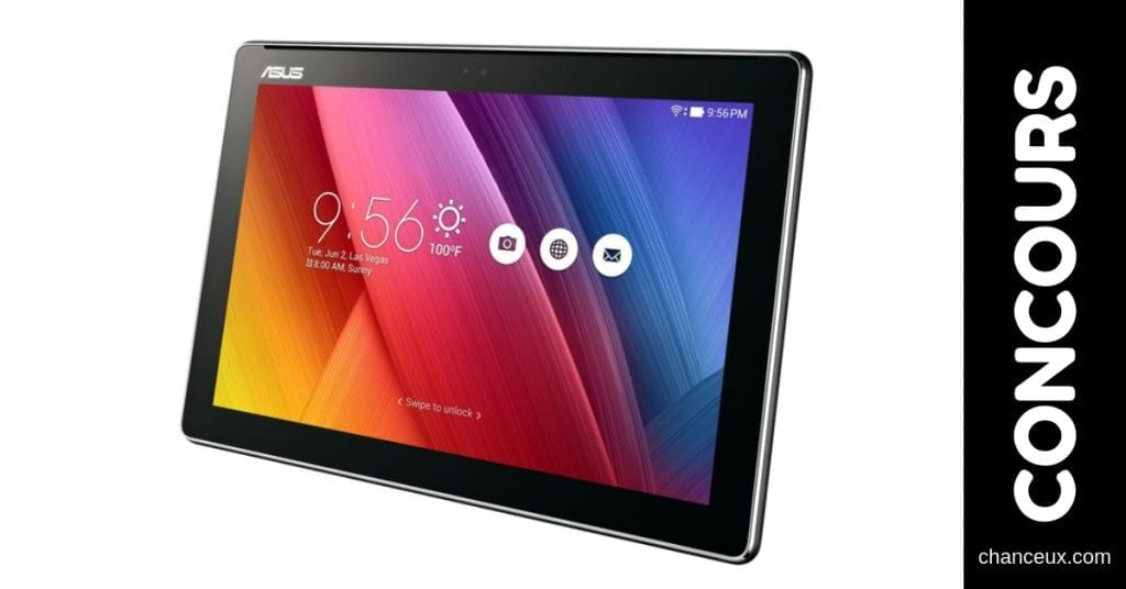 Gagnez une tablette Android