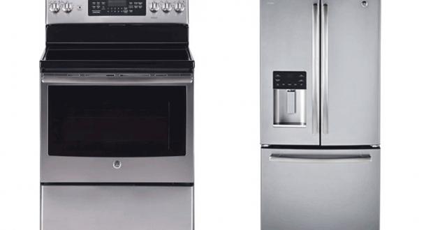 Gagnez un réfrigérateur et une cuisinière GE