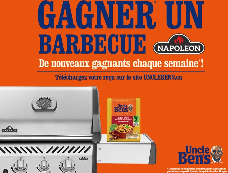 Gagner 33 barbecue rogue