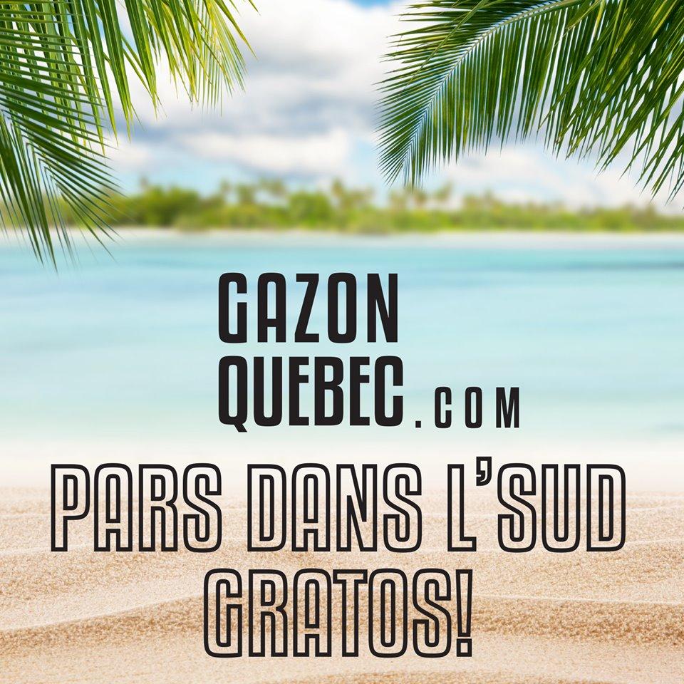 Concours Québec - Gagnez Un crédit voyage de 2 000$