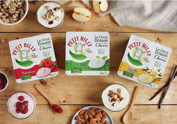 10 lots de yaourts Petit Billy