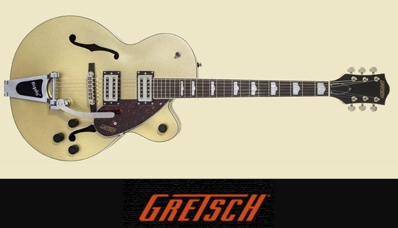 1 guitare électrique Gretsch