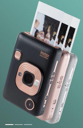 1 appareil photo Instax Mini LiPlay