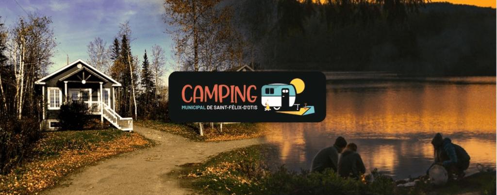 3 nuitées dans un chalet au camping municipal