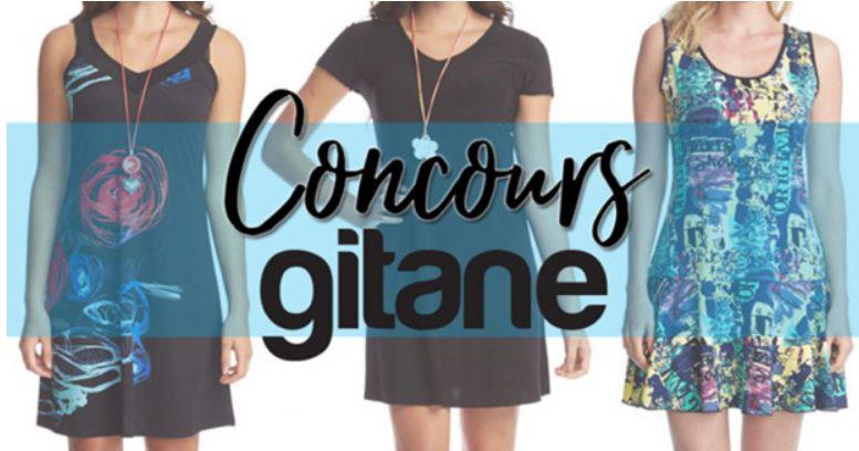 Un ensemble de 3 robes Gitane