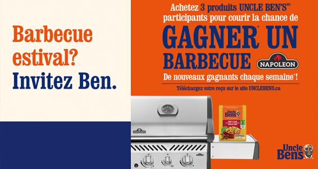 Un barbecue Rogue de Napoléon avec brûleur latéral