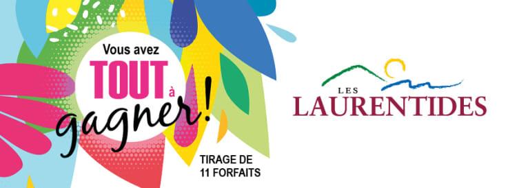 Tirage De 11 Prix Offerts Dans Les Laurentides