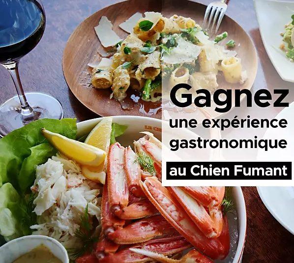 Une Expérience Gastronomique Au Restaurant