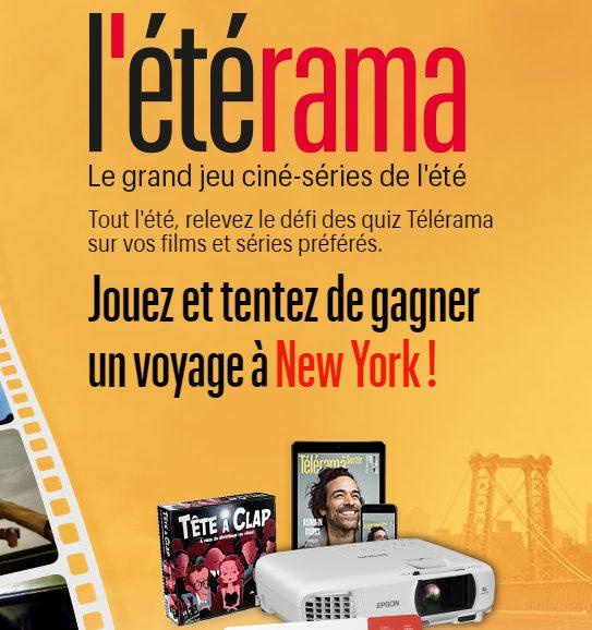 1 voyage pour 2 personnes à New York