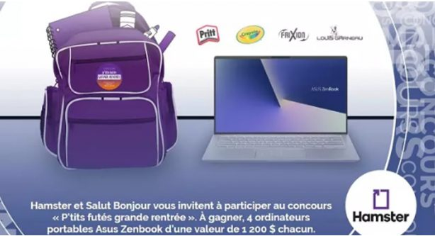 4 Ordinateurs portables Asus Zenbook