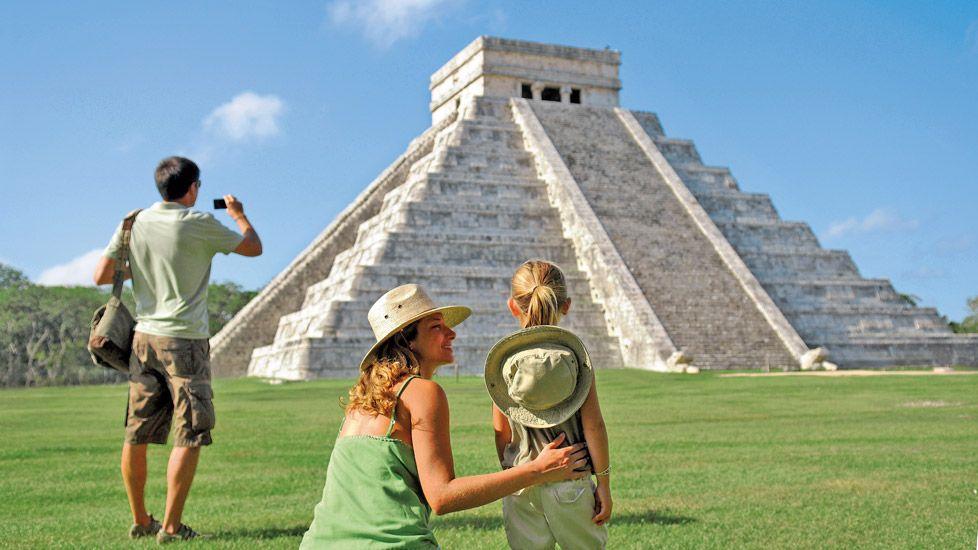 Concours Québec - Gagnez un voyage au Mexique