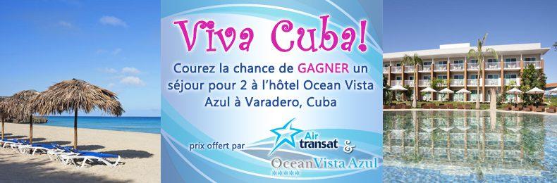 Des vacances tout-inclus pour deux à l'hôtel ocean vista