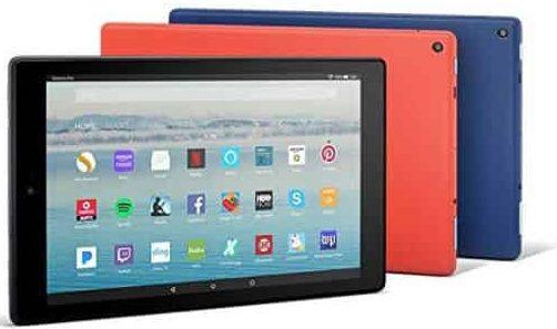 Tablette Amazon Fire HD 10