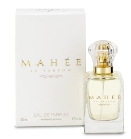 Une bouteille de parfum mahée 50 ml