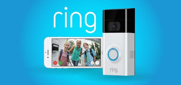 Une sonnette ring video doorbell 2 d'une valeur de 249$