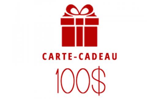 Concours Québec - Gagnez une carte-cadeau de votre choix de 100$