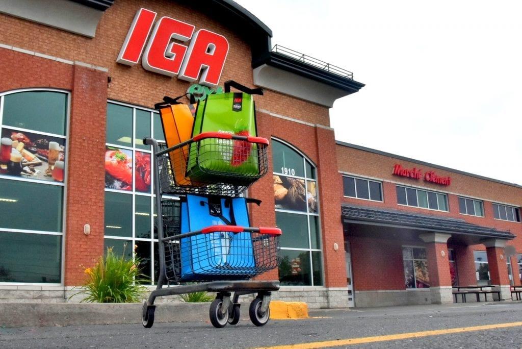 Concours Québec - Une épicerie de 500 $ chez IGA