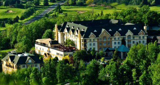 Un Séjour à l'Hôtel Château-Bromont