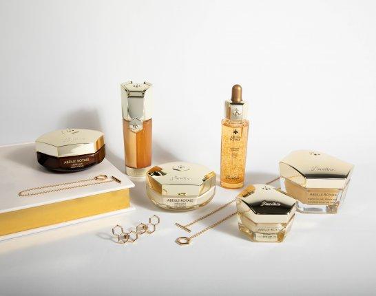 Ensemble de produits Guerlain et Birks