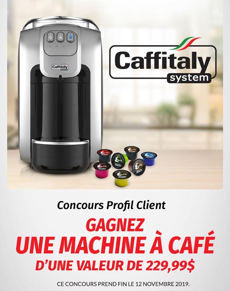 Une Machine À Café Caffitaly System