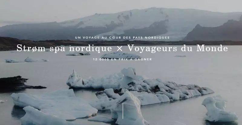 Un Voyage Pour 2 En Islande
