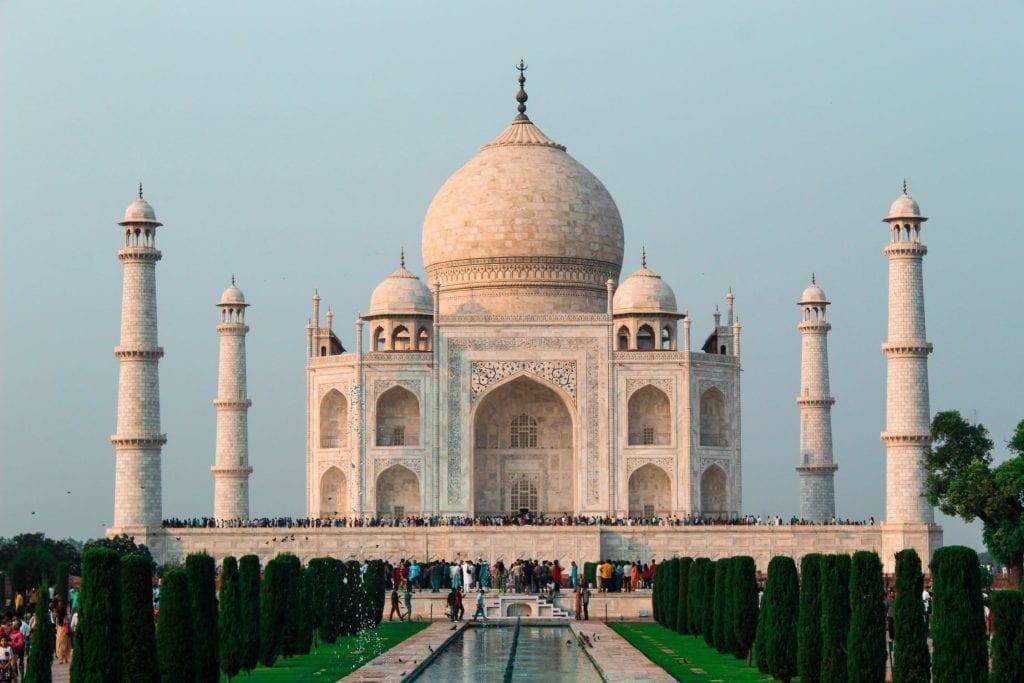 Concours Québec - Un Voyage De 8 Jours Pour 2 Personnes En Inde