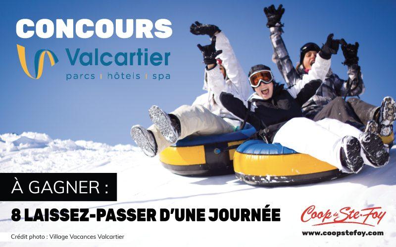 4 Entrées Au Village Vacances Valcartier
