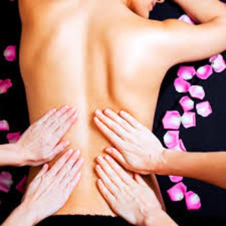 Chance De Gagnez A Massage À 4 Mains