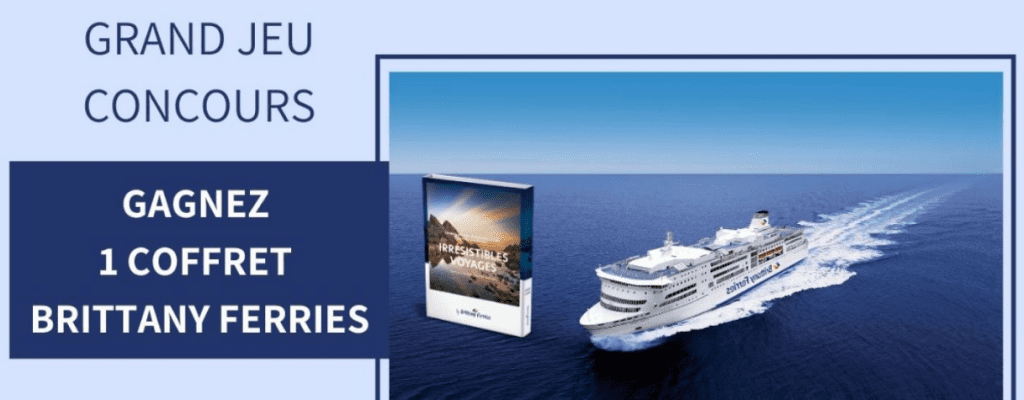 1 coffret Brittany Ferries