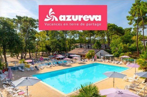 1 séjour Azureva pour 4 personnes