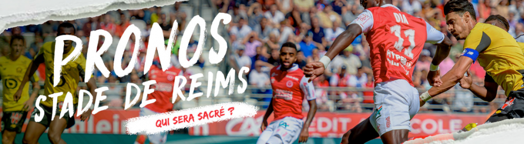 1 maillot officiel du Stade de Reims dédicacé