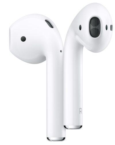 1 paire d'écouteurs Apple Airpods 2