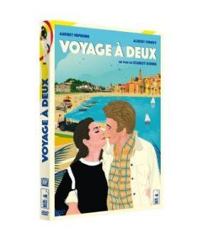 2 DVD du film Voyage à deux