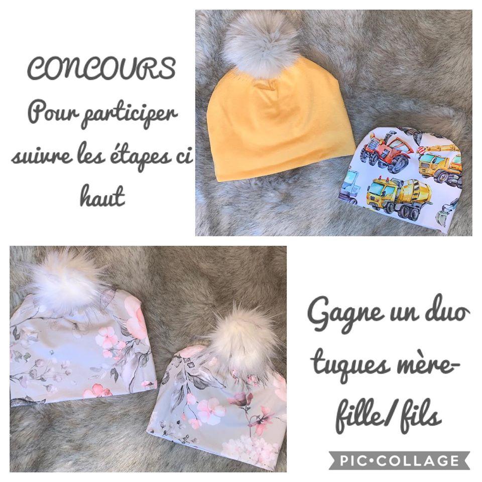 Gagne Un Duo Tuques De Ton Choix