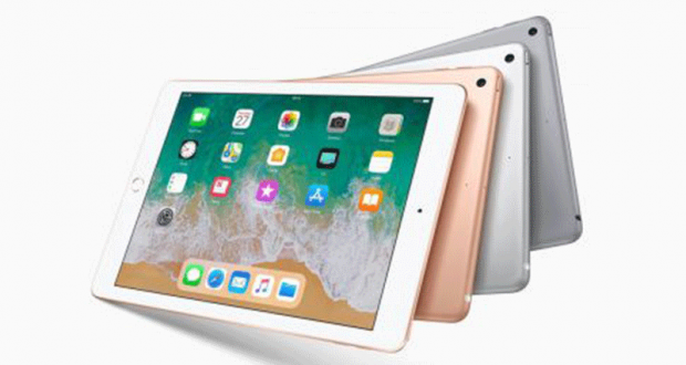 Apple iPad 6e Génération Wi-fi 32GB Model MR7GLL/A à gagner