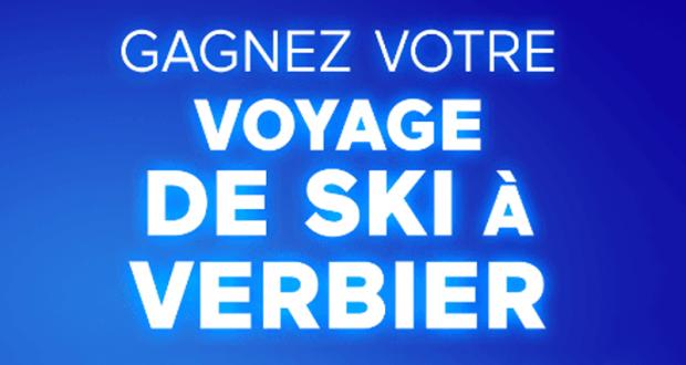 Gagnez un Voyage pour 2 personnes à Verbier