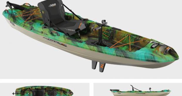 Kayak Pelican Catch 110 HyDryve II