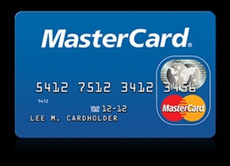 Gagnez une carte Mastercard