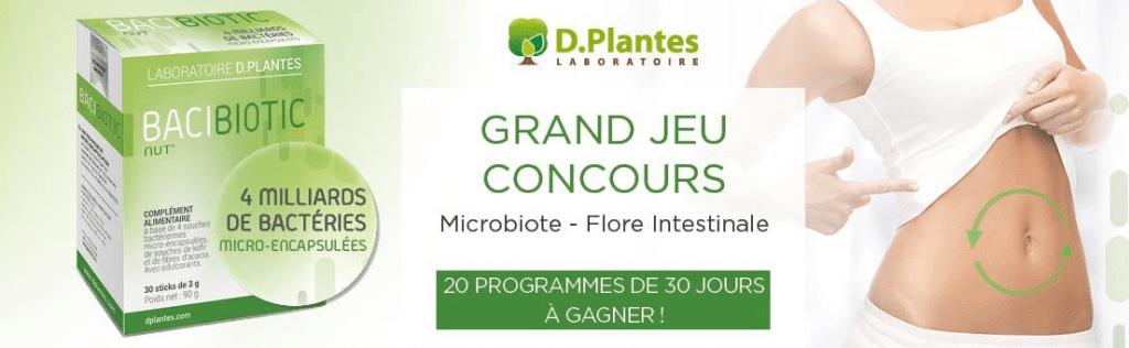 20 lots de produits : D.Plantes