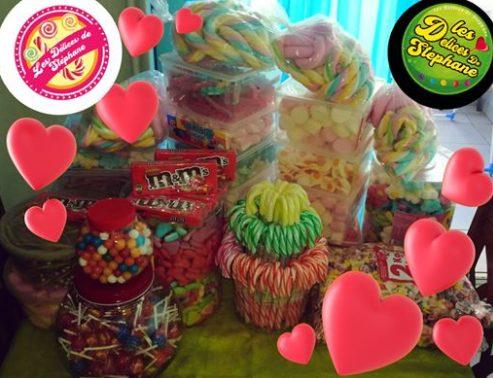 1 pack Giga Gourmandise de bonbons