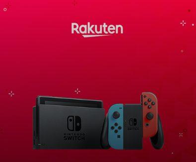 1 console de jeux Nintendo Switch