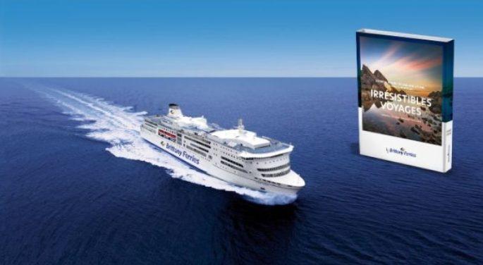 1 coffret cadeau Irrésistible voyages Brittany Ferries