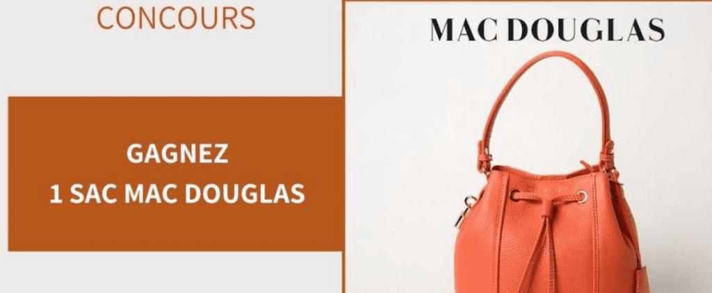 1 sac à main Mac Douglas