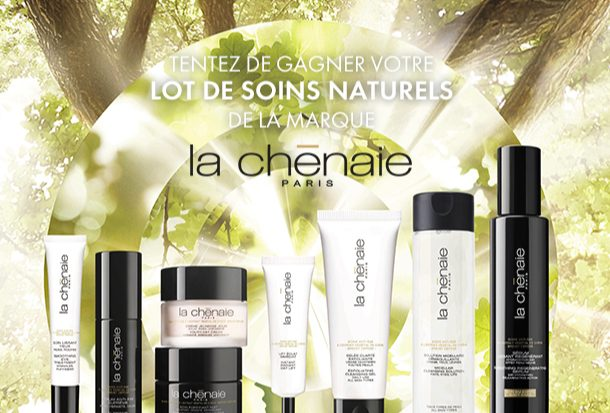 42 coffrets de 3 soins naturels La Chênaie