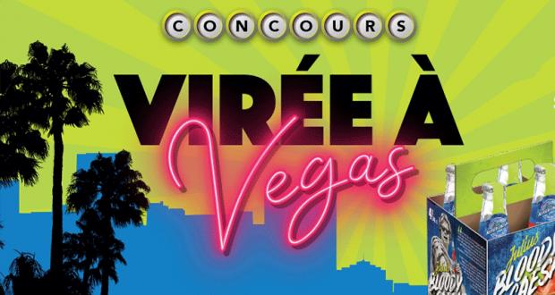 Gagnez un voyage pour deux personnes à Las Vegas